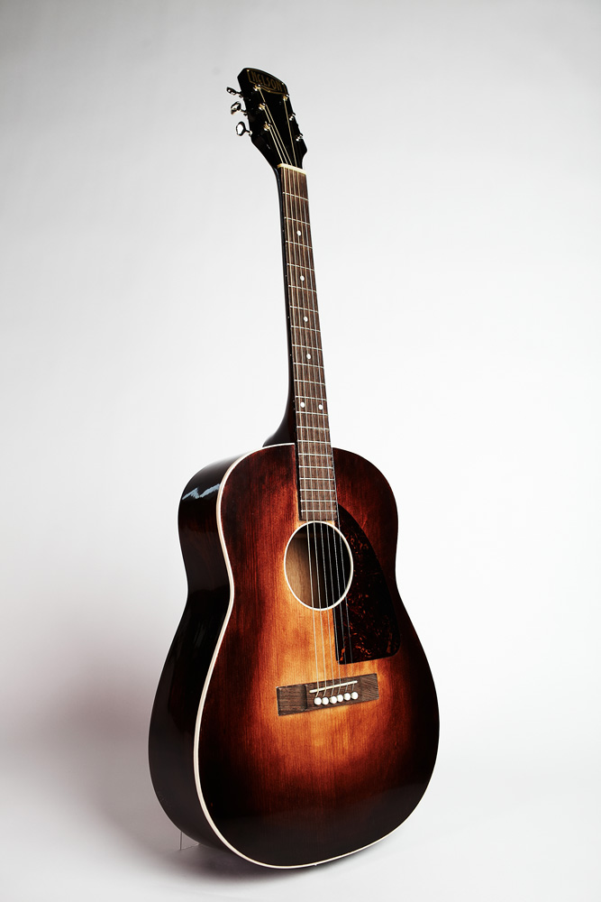 Nelson FT-27 Acoustic Guitar Shaded