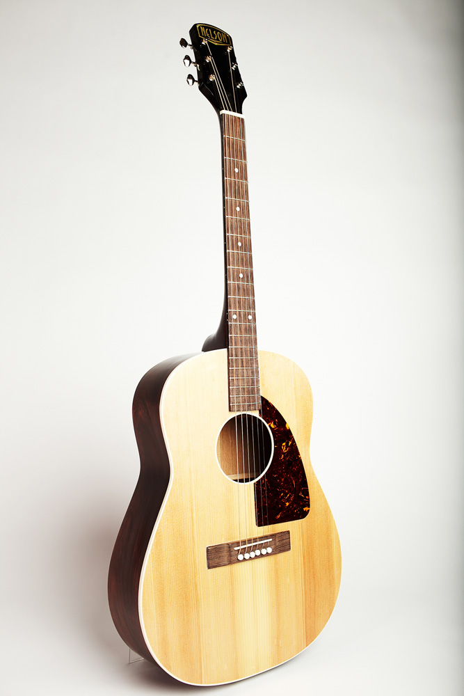 Nelson FT-27 Acoustic Guitar Natural